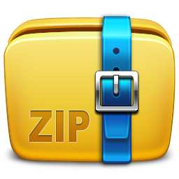 Как заархивировать файл в zip?