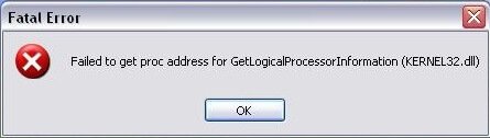 Ошибка kernel32.dll в skype