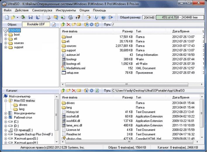 Изучаем данные операционной системы