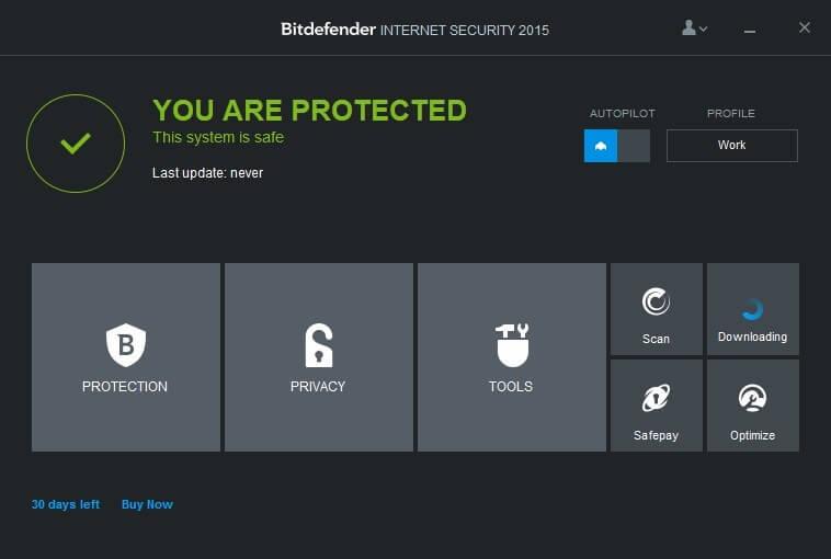 bitdefender internet security 2015 бесплатно на 6 месяцев