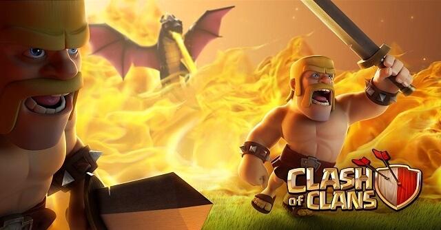 Игра Clash of Clans