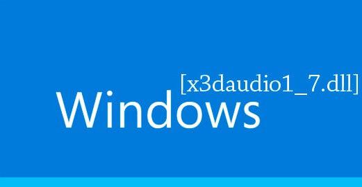 x3daudio1_7_dll