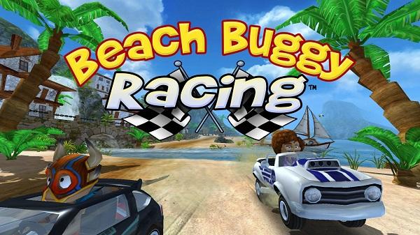 Beach Buggy Racing скачать на компьютер