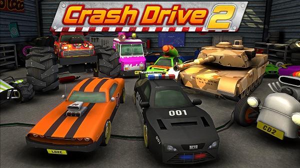 Crash Drive 2 скачать на компьютер