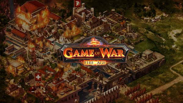 Game of War Fire Age скчать для пк
