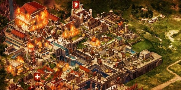 Game of War Fire Age загрузить на компьютер