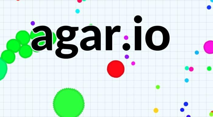 Игра Agario