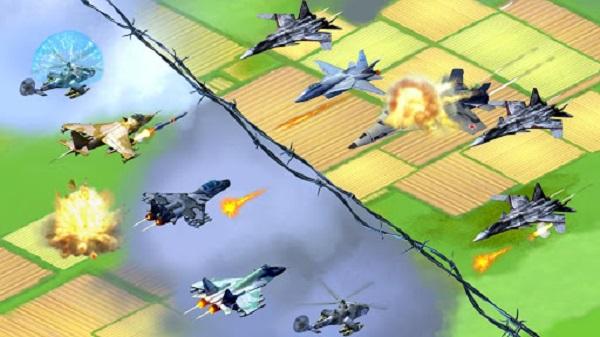 World of Arms играть в мультиплеер