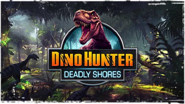 Dino Hunter Deadly Shores скачать на компьютер