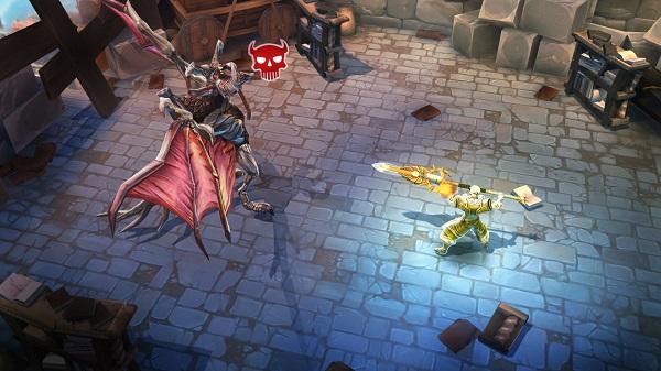 Dungeon Hunter 5 скачать без регистрации