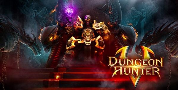 Dungeon Hunter 5 скачать на компьютер