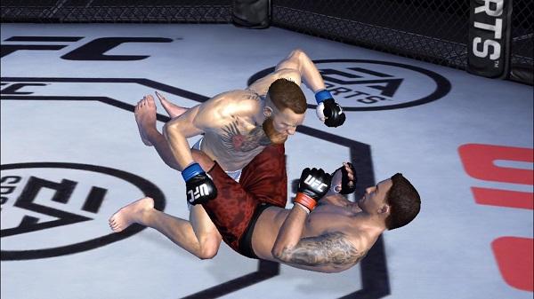 EA Sports UFC скачать бесплатно