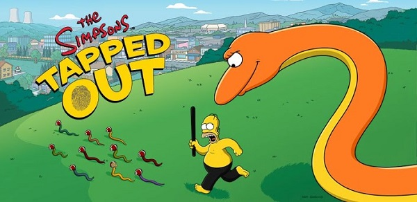 The Simpsons Tapped Out скачать на компьютер