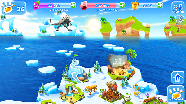 Ледниковый период Приключения скачать без смс