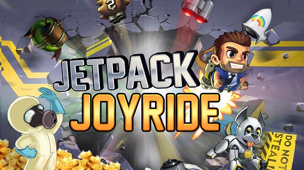 Jetpack Joyride скачать на компьютер