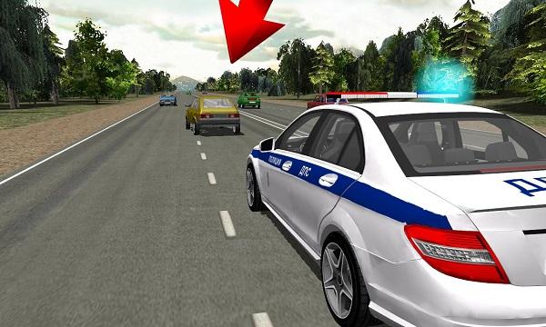 Traffic Cop Simulator 3D скачать