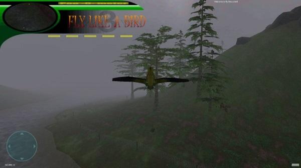 Fly like a bird 3 скачать для пк