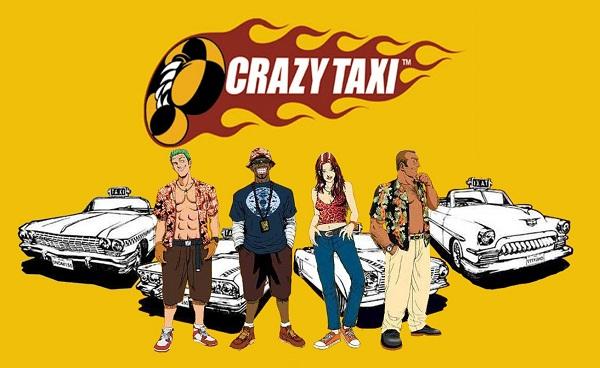 Crazy Taxi скачать на компьютер