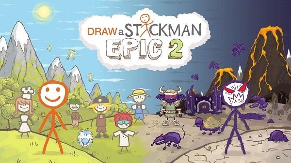 Draw a Stickman EPIC 2 скачать на компьютер