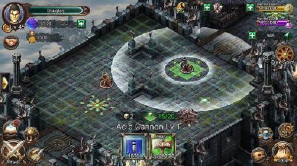 Fortress Legends скачать апк файл