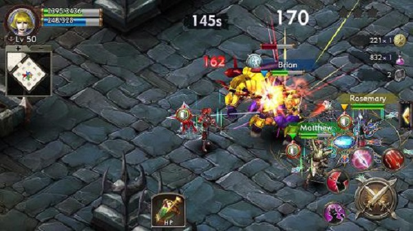 Fortress Legends скачать без смс