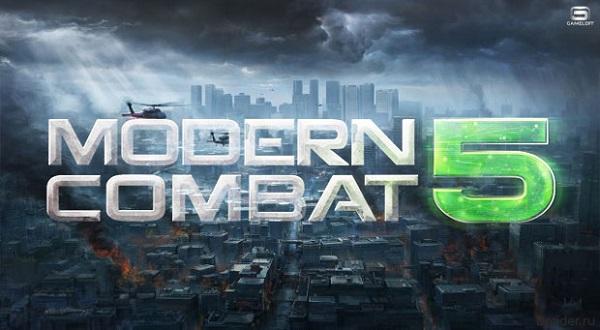 Modern Combat 5 скачать на компьютер
