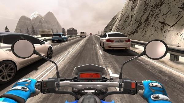 Traffic Rider скачать без регистрации