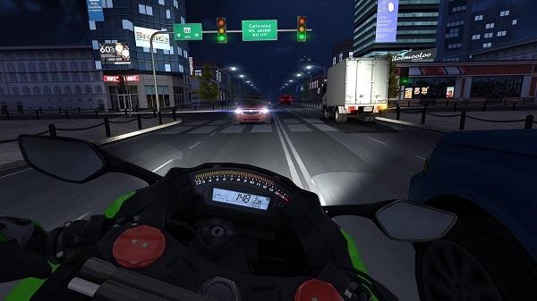 Traffic Rider скачать без смс